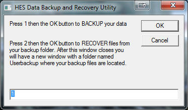 data backup recovery window