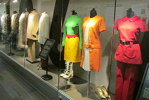 costume collection display